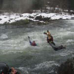 BCSARA Successfully Awarded Swiftwater Rescue based NIF Grant