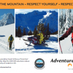 A Successful Winter Season for Our AdventureSmart Teams